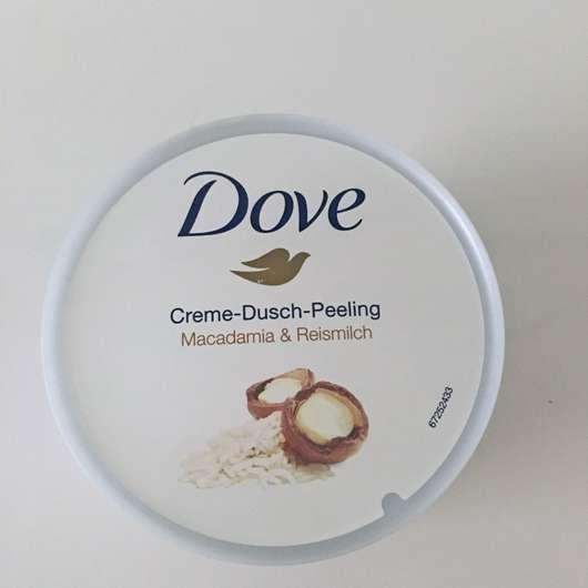 <strong>Dove</strong> Creme-Dusch-Peeling Macadamia & Reismilch