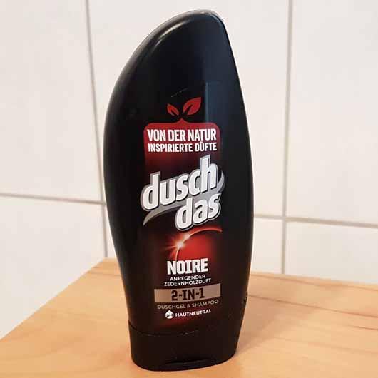 duschdas for Men Noire 2in1 Duschgel & Shampoo