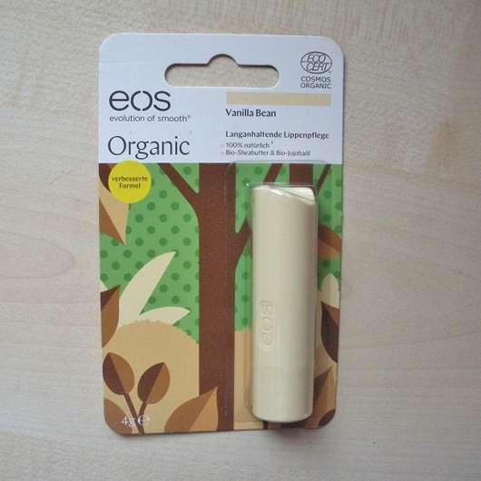 <strong>eos</strong> Organic Stick Lip Balm – Sorte: Vanilla Bean