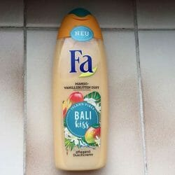 Produktbild zu Fa Bali Kiss Duschcreme