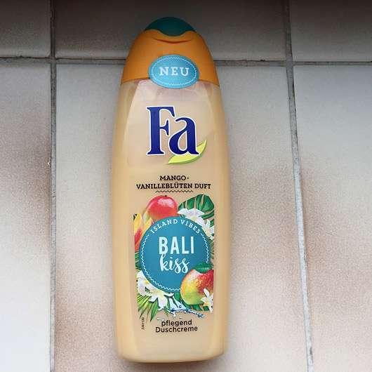 Fa Bali Kiss Duschcreme - Flasche