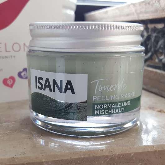 ISANA Tonerde Maske Algen-Extrakt