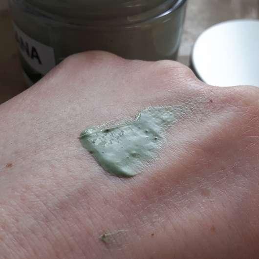 Konsistenz - ISANA Tonerde Maske Algen-Extrakt