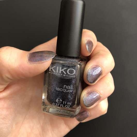 KIKO Nail Lacquer, Farbe 524: Blue Multicolor