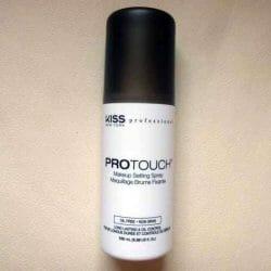 Produktbild zu KISS Professional New York Makeup Setting Spray (Oil Free)