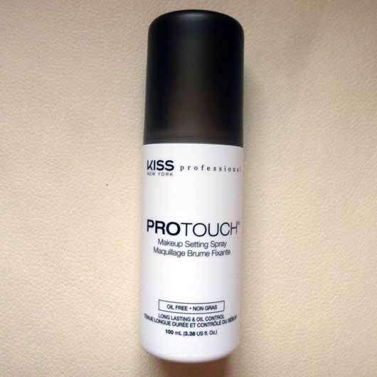 KISS Professional New York Makeup Setting Spray (Oil Free)