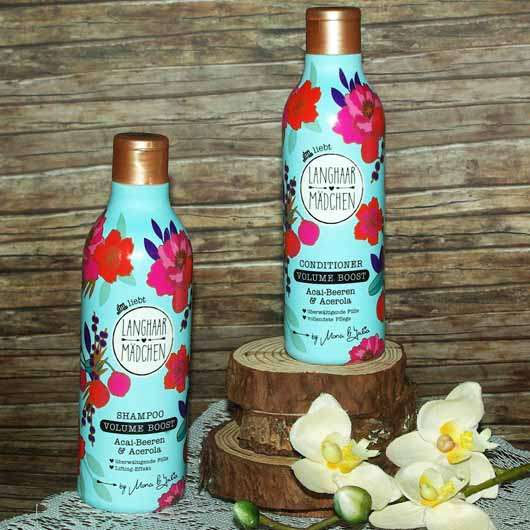 LANGHAARMÄDCHEN Volume Boost Shampoo