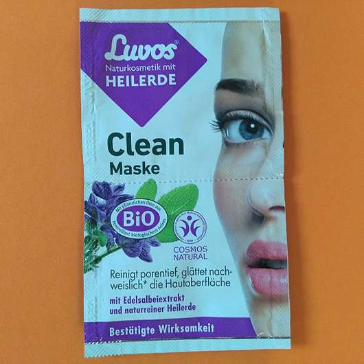 <strong>Luvos</strong> Clean Maske