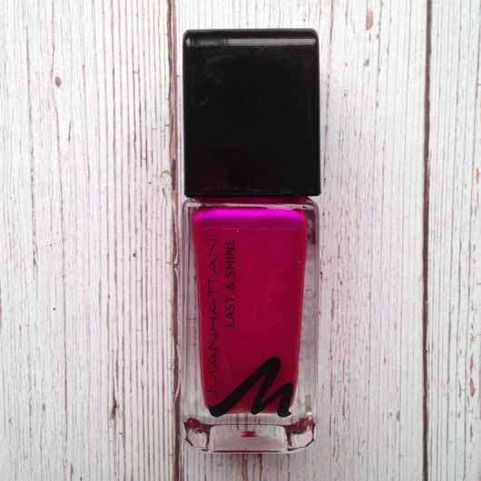 <strong>MANHATTAN</strong> Last & Shine Nail Polish – Farbe: 350 Meow-Tyful