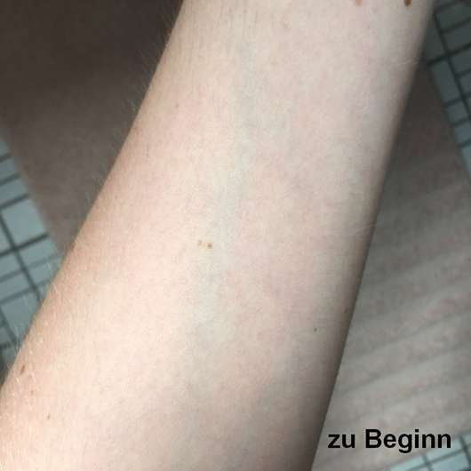 Mary Kay Subtle Tanning Lotion (LE) - Haut zu Beginn
