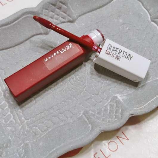 Maybelline Super Stay Matte Ink Lippenstift, Farbe: 50 Voyager
