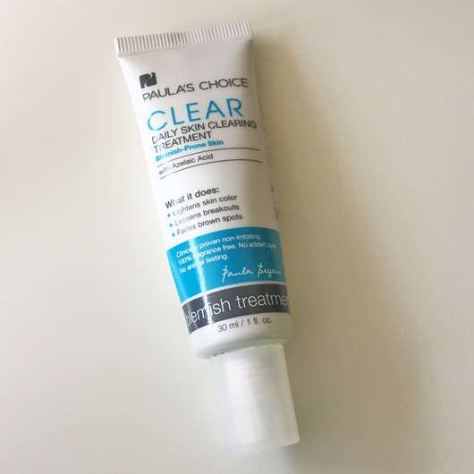 Paula's Choice Clear Daily Skin Clearing Treatment