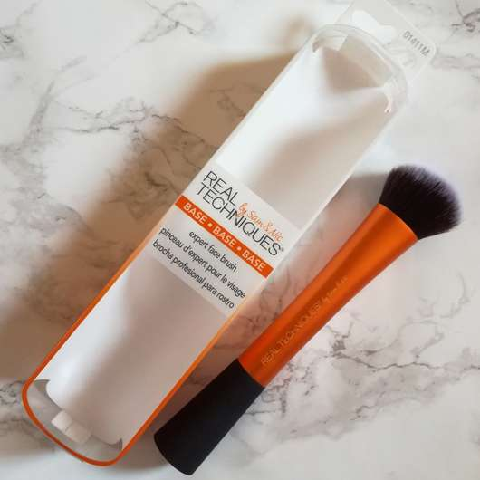 Real Techniques Expert Face Brush Make-up Pinsel
