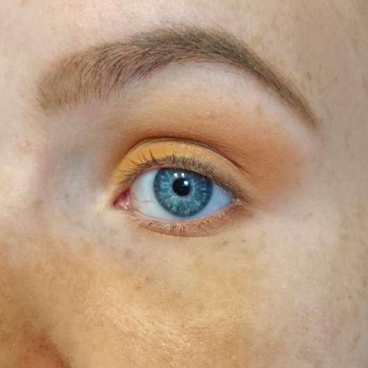 Auge ohne Mascara