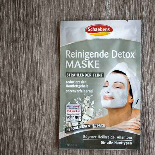 <strong>Schaebens</strong> Reinigende Detox Maske