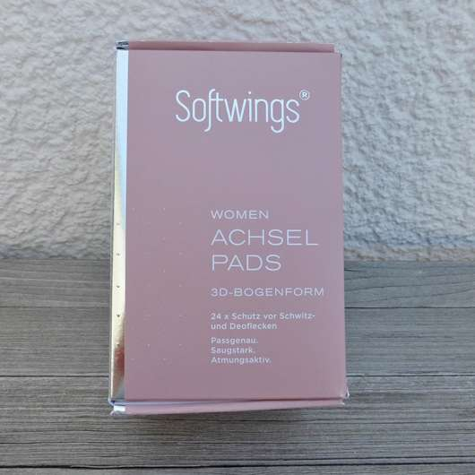 <strong>SOFTWINGS</strong> 3D-Bogenform Achselpads