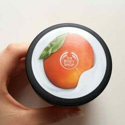 Produktbild zu The Body Shop Mango Body Yogurt