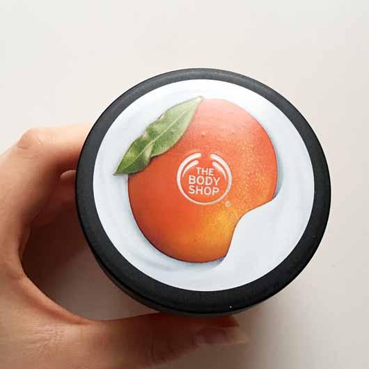 The Body Shop Mango Body Yogurt - Design