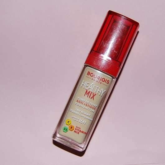 Bourjois Healthy Mix Anti-Fatigue Foundation, Farbe: 51 light vanilla
