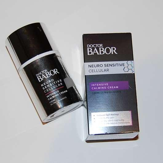 <strong>BABOR</strong> Neuro Sensitive Cellular Intensive Calming Cream