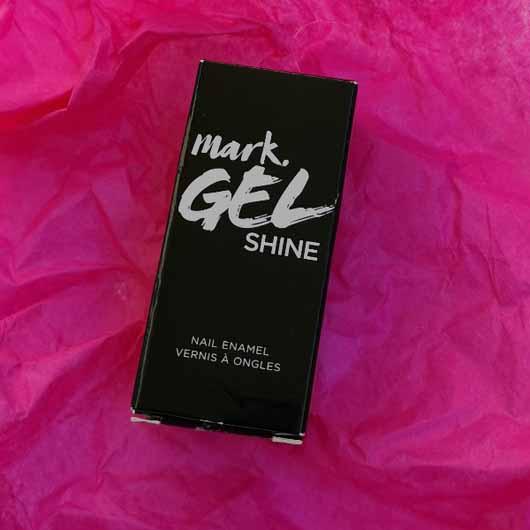 <strong>AVON mark.</strong> Gel Shine Nagellack - Farbe: Cosmic Flush