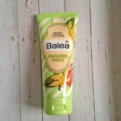 Produktbild zu Balea Bodylotion Rhabarber Vanille (LE)