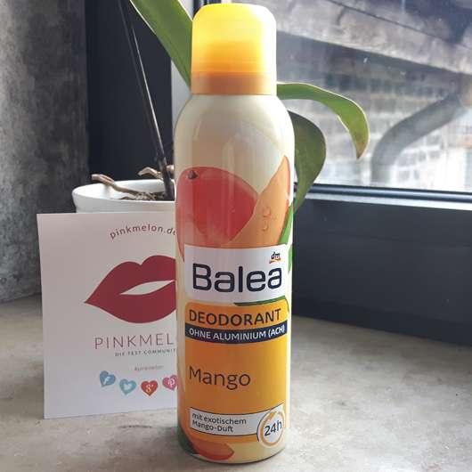 Balea Deodorant Mango