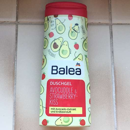 Balea Duschgel Avocuddle & Strawberry-Kiss