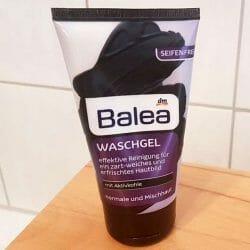 Produktbild zu Balea Waschgel mit Aktivkohle
