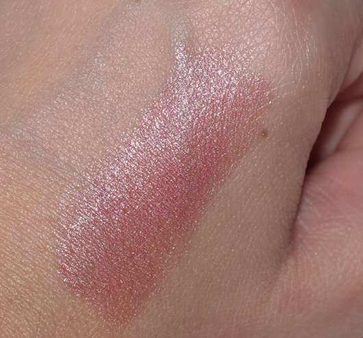 Swatch - Bell HYPOAllergenic Creamy Rouge Glow Stick, Farbe: shining pink