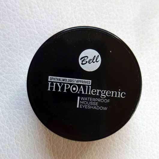 Bell HYPOAllergenic Waterproof Mousse Eyeshadow, Farbe: 01 shimmering copper