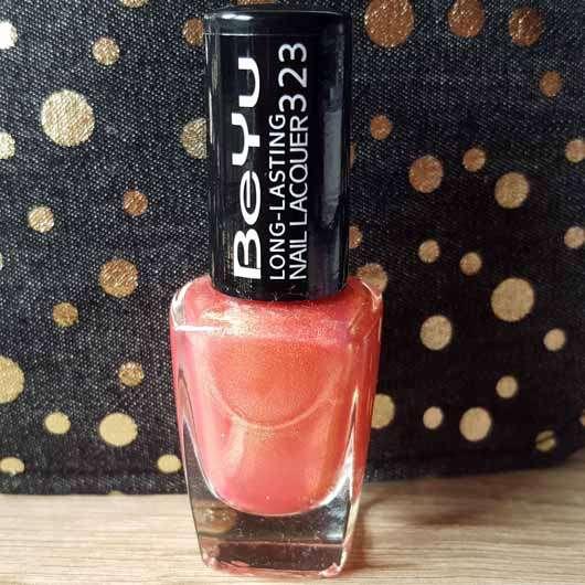 <strong>BeYu</strong> Long-Lasting Nail Lacquer - Farbe: 323 Starfish (LE)