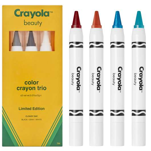 Crayola Beauty – neu und exklusiv bei ASOS