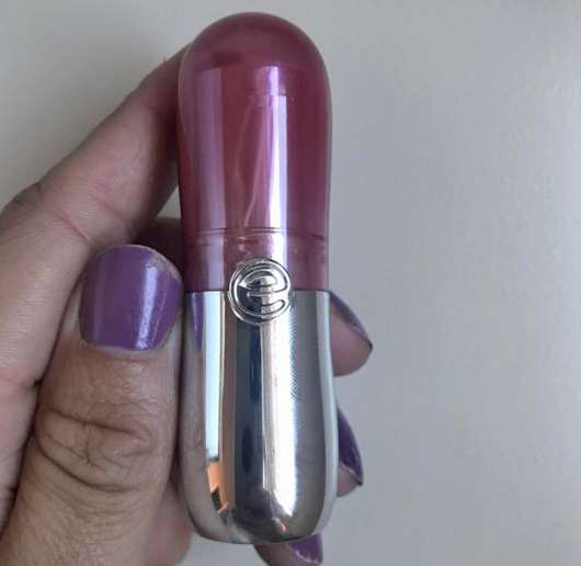 essence colour up! shine on! lipstick, Farbe: 10 rosey glitz