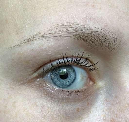 Augenbraue ohne essence make me brow eyebrow powder, Farbe: 01 brown