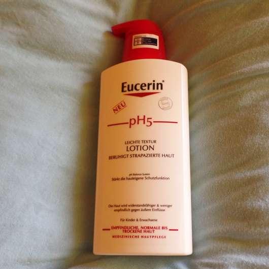 Eucerin pH5 Leichte Textur Lotion - Flasche