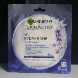 Produktbild zu Garnier SkinActive Hydra Bomb Tuchmaske (Feuchtigkeitsbedürftige Haut)