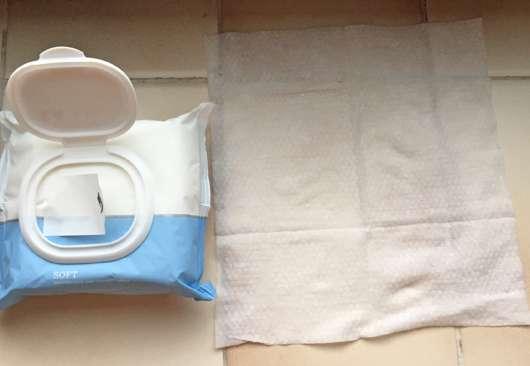 Lacura 3in1 Sanfte Reinigungstücher