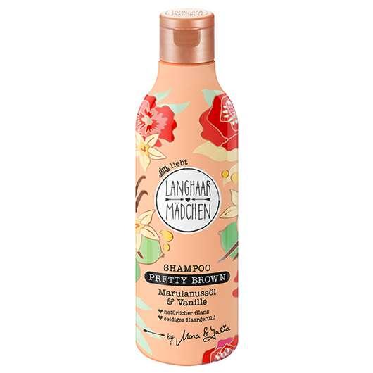 LANGHAARMÄDCHEN Pretty Brown Shampoo