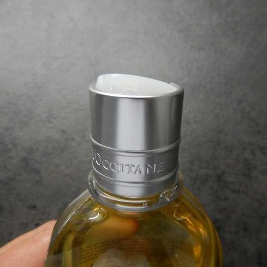 Dosieröffnung - L'Occitane Mandel Duschöl