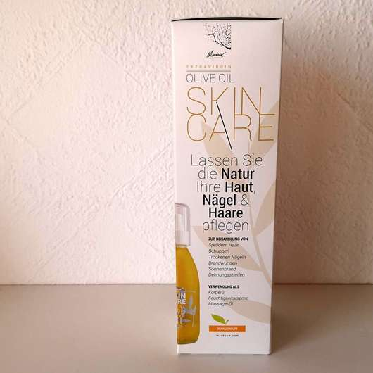 Mardouw SKIN CARE Olive Oil - Verpackung