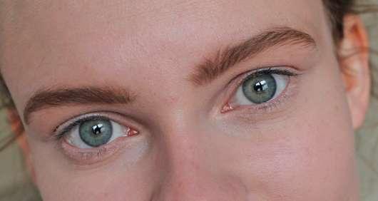 Wimpern ohne Maybelline Total Temptation Waterproof Mascara, Farbe: 001 Black