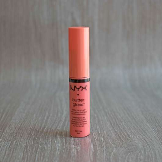 <strong>NYX</strong> Butter Gloss – Farbe: 08 Apple Strudel