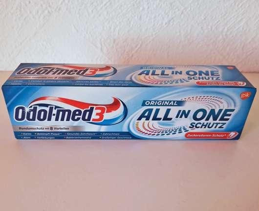 Odol-med 3 All In One Schutz Zahncreme