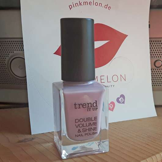 trend IT UP Double Volume & Shine Nail Polish, Farbe: 092