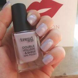 Produktbild zu trend IT UP Double Volume & Shine Nail Polish – Farbe: 092