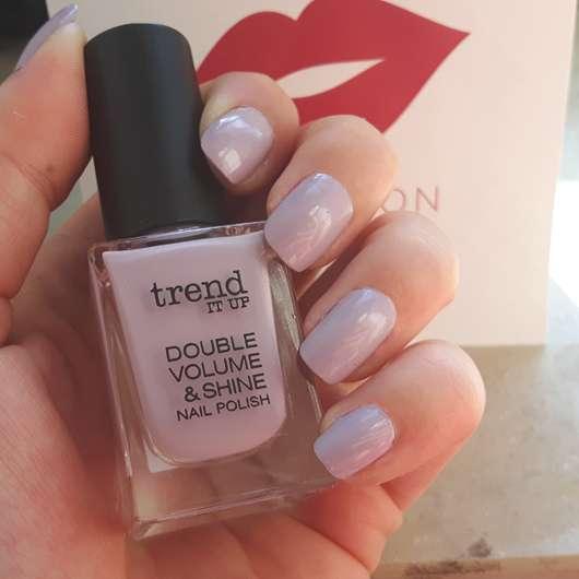 Nägel mit trend IT UP Double Volume & Shine Nail Polish, Farbe: 092