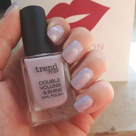 <strong>trend IT UP</strong> Double Volume & Shine Nail Polish - Farbe: 092