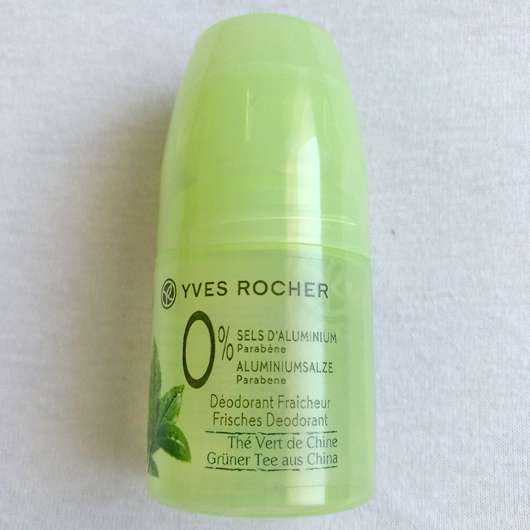 <strong>Yves Rocher</strong> Frisches Deodorant Grüner Tee aus China
