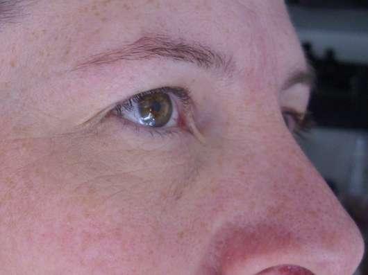 Haut mit Concealer - nach dem Verblenden